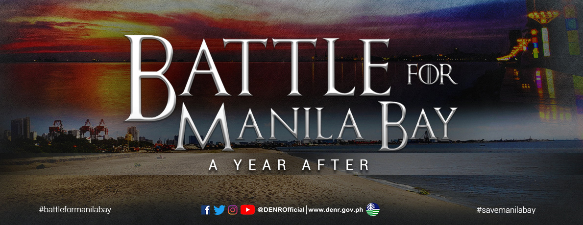 Battle for Manila Bay: A Year After